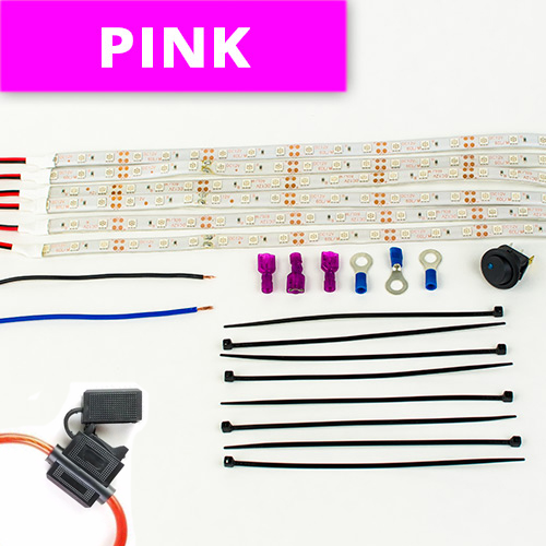 pink-color-motorcycle-led-light-kit